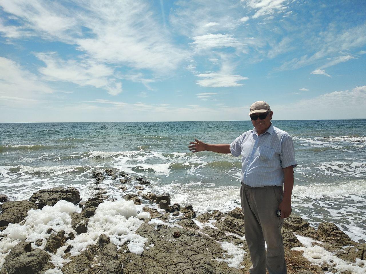 Aral Sea -Solonchak-Sudoche (2)