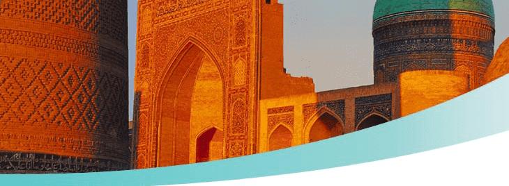 Reisen nach Usbeksitan, Rundreisen, Flüge, Hotels, Zugtickets, Heliskiing, Transfers, Guides