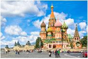 Moskau mit dem Schiff entdecken