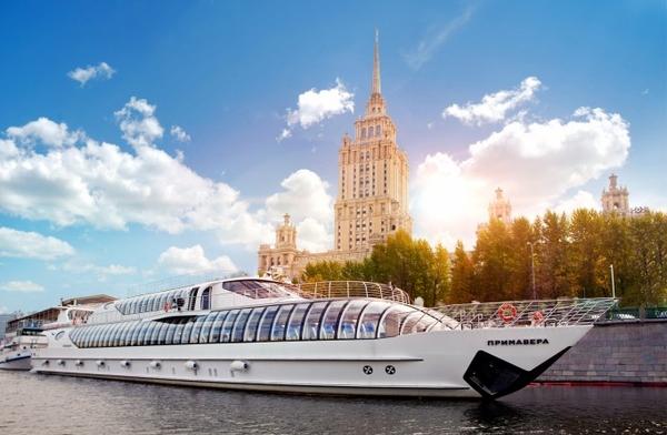 Schiffstouren in Moskau