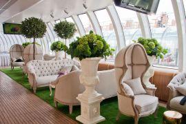 Komfortable Schiffsreisen in Moskau