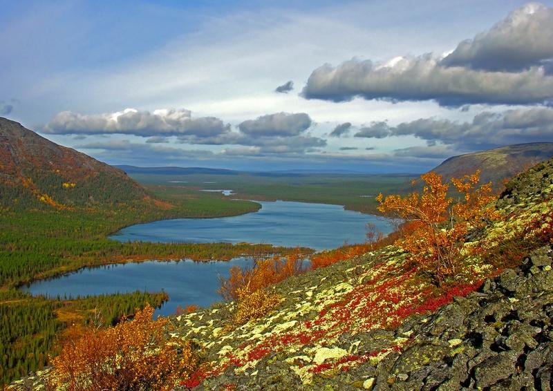 Naturwunder Russlands - Chibinen Gebirge