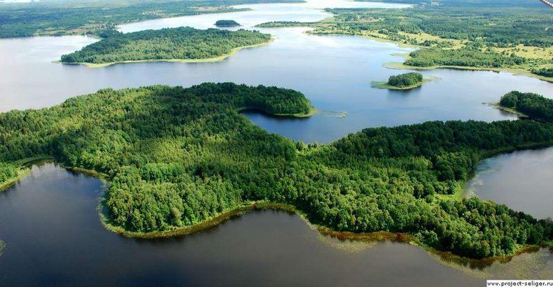Naturwunder Russlands - Seliger See
