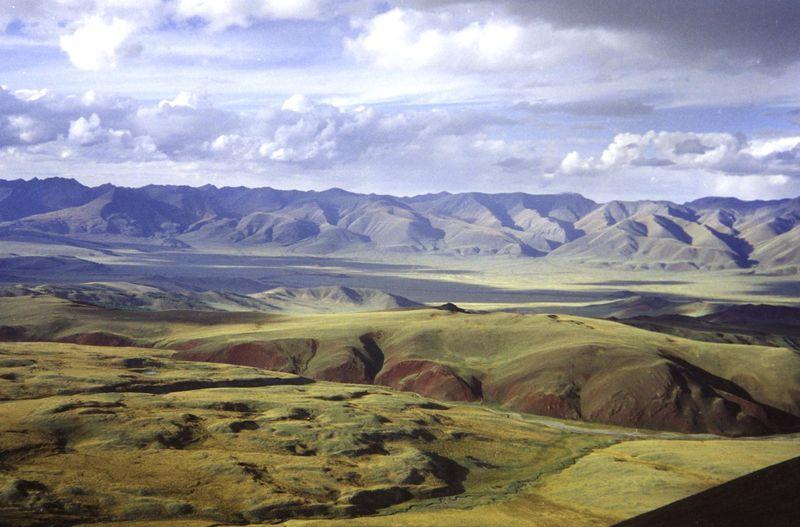 Naturwunder Russlands - Ubsunur Becken