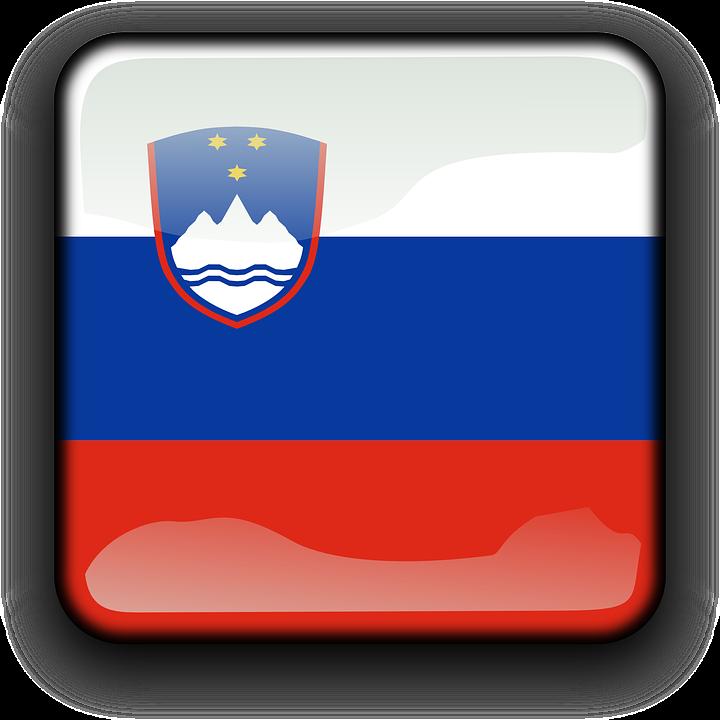 Slowenien Reisen: Flagge