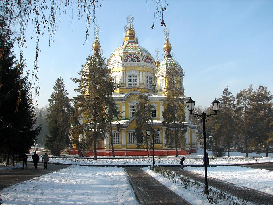 Kasachstan Almaty