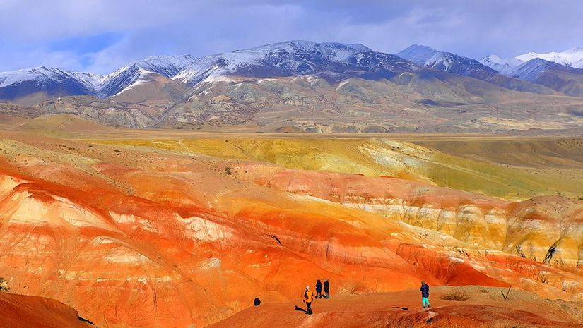 Kyzyl-Chin-Berge