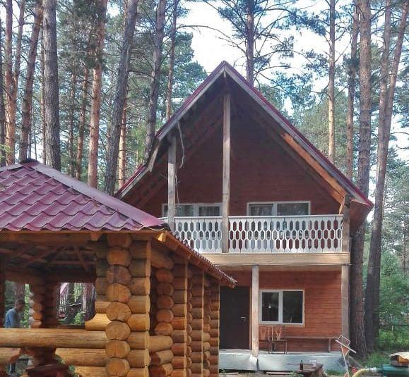 Russland Reise - Altai Tour - Camp Belukha
