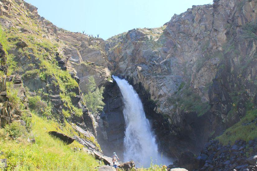 Kur Kure Wasserfall
