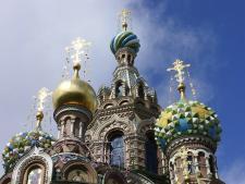 Russlandvisum Blutskirche