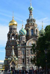 Flusskreuzfahrt - St.Petersburg besichtigen