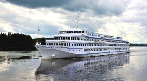 Traumhafte Schiffsreisen in Russland