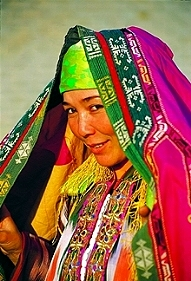 Reisen Usbekistan