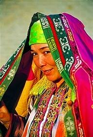 Visum Usbekistan Frau