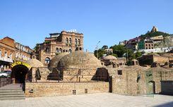 Georgien Reisen - Alte Bauwerke