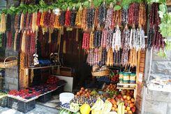 Georgien Reisen - Markt