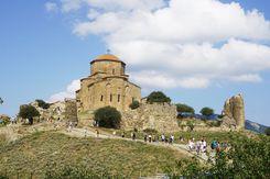Georgien Reisen - Historische Burg