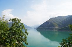 Georgien Reisen - Landschaften