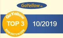 GoYellow Top bewertete Reisebüros München