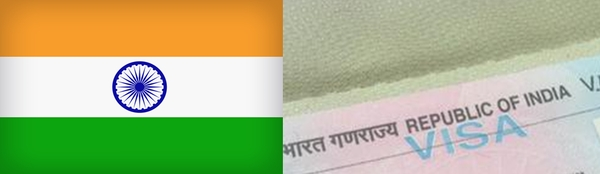 visum für indien, visum nach indien