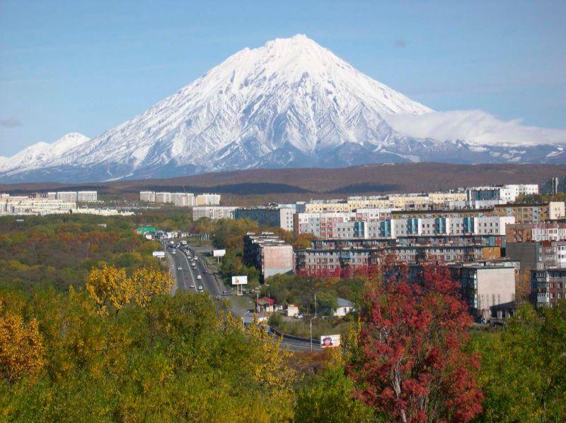 Kamtschatka Reise - Petropavlovsk Kamchatskiy