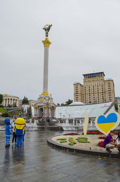Reisen in die Ukraine