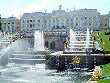 Russlandvisum Peterhof