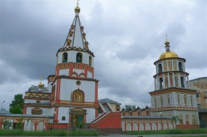 Russland - Irkutsk