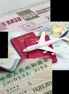 Visaservice für Russland