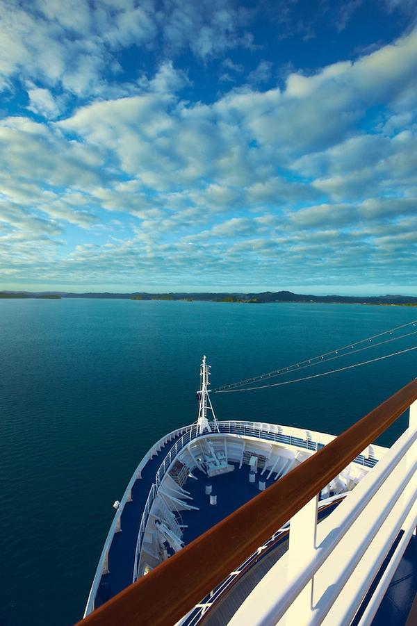 Fernreisen mit Silversea Cruises