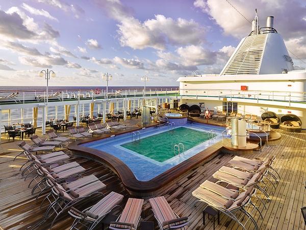 Luxoriöse Reisen mit Silversea Cruises