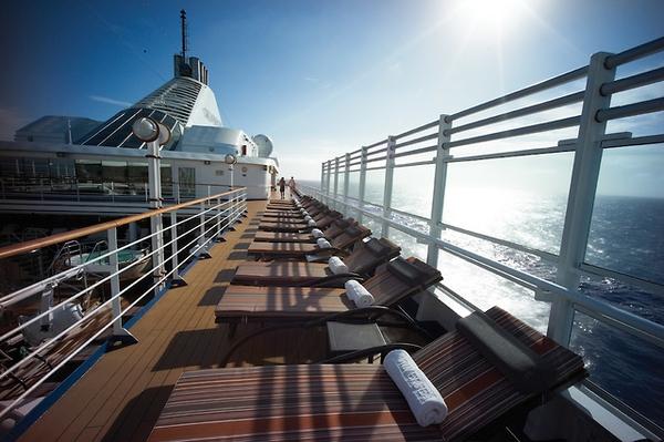 An Bord der Silversea Cruises