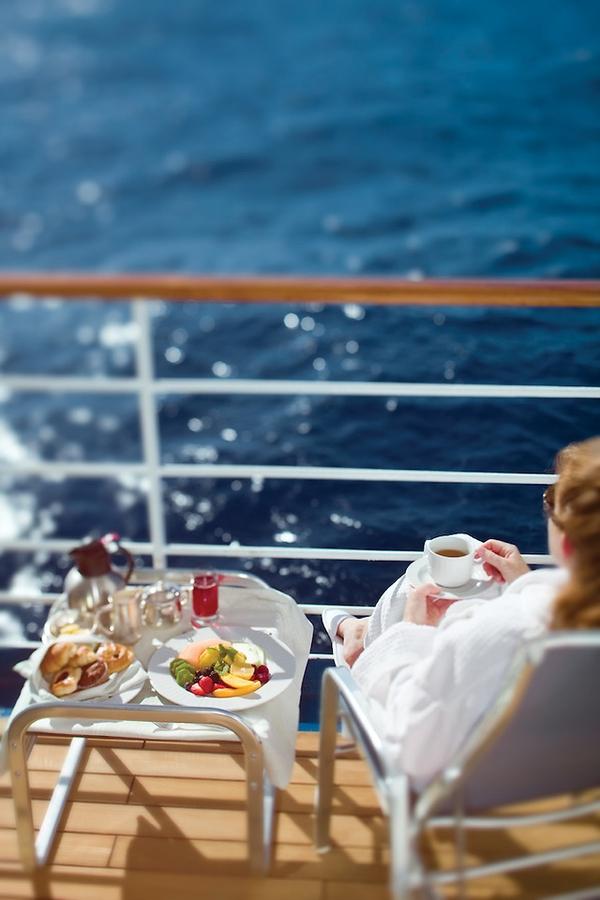 Traumreisen mit Silversea Cruises