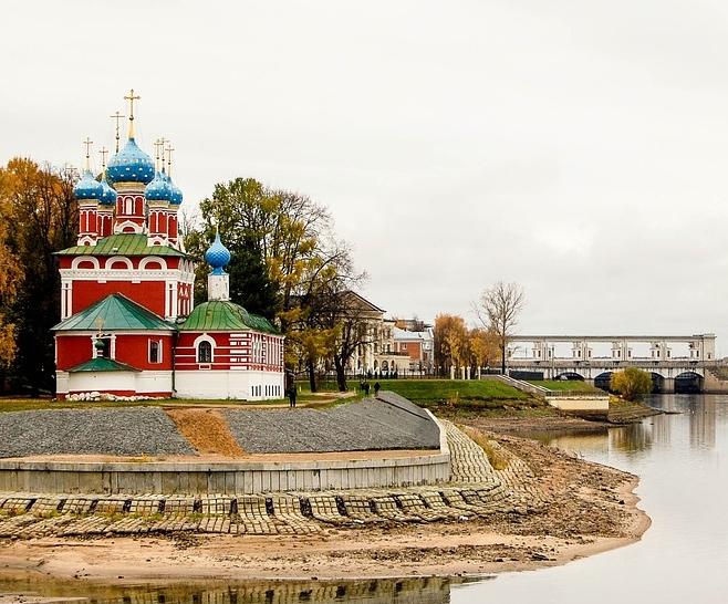 Flusskreuzfahrt von St.Petersburg nach Moskau