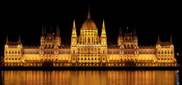 Ungarn Reisen - Budapest