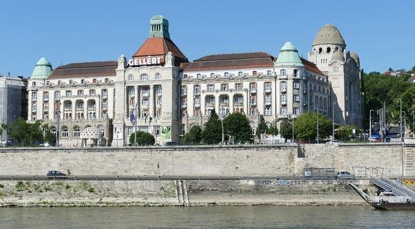Hotel Gellért - Ungarn Reisen