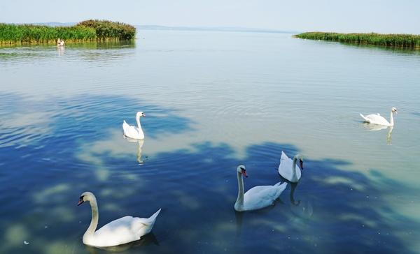 Ungarn Reisen - Seen und Flüsse